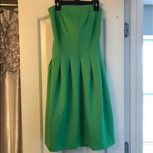 Strapless Dress with Pockets!